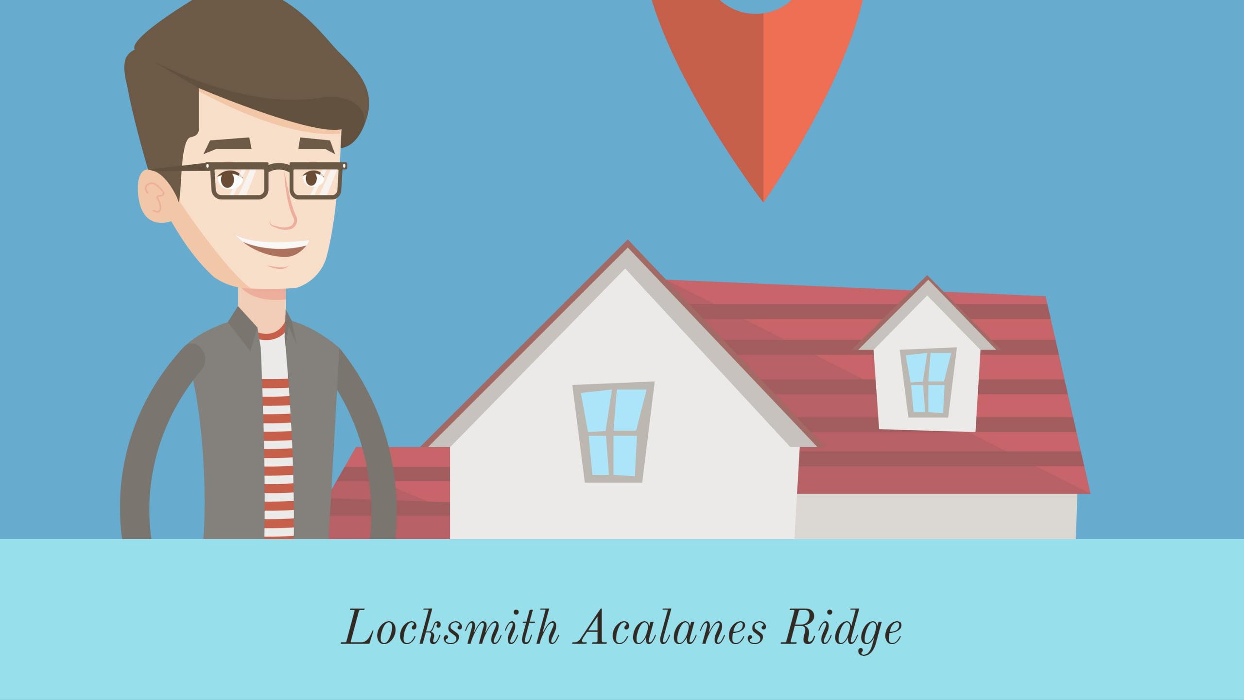 Best Locksmith Acalanes Ridge CA